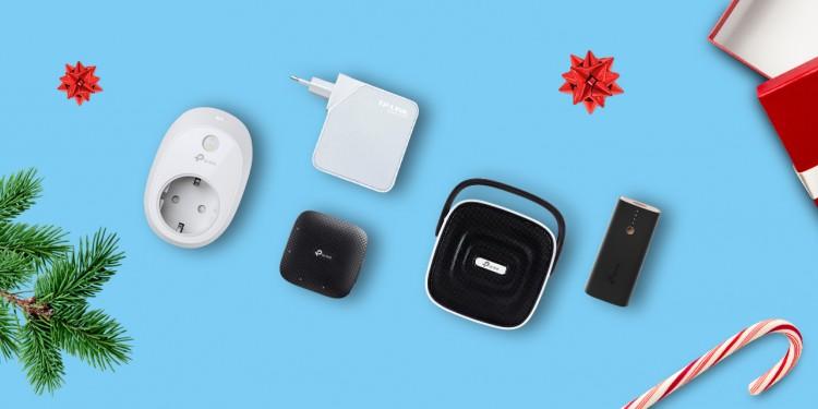 Top 5 produse TP-Link de Crăciun, pentru un buget mai mic de 150 de lei