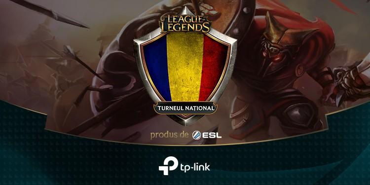 TP-Link asigură rețeaua pentru Marea Finală a turneului Național de League of Legends