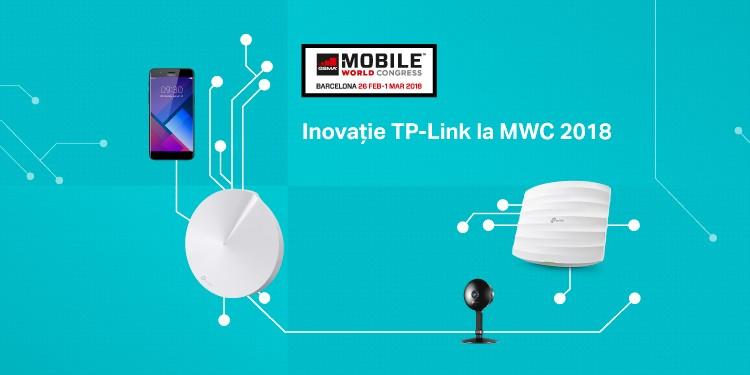 TP-Link lansează la MWC 2018 noul sistem Wi-Fi, Deco M6
