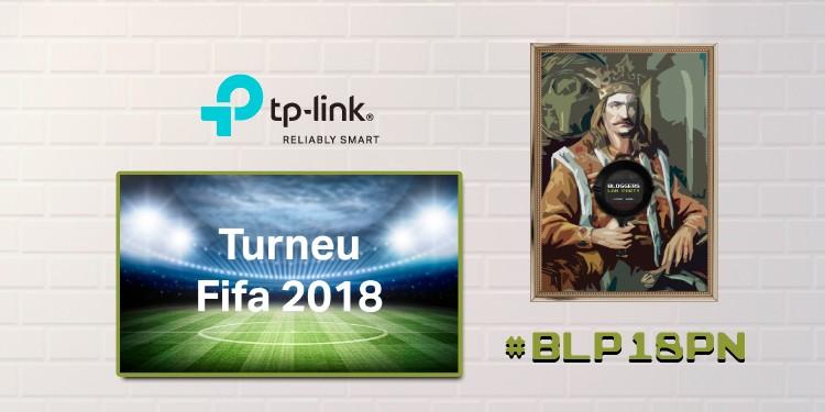 TP-Link este Networking Partner la Bloggers Lan Party #18