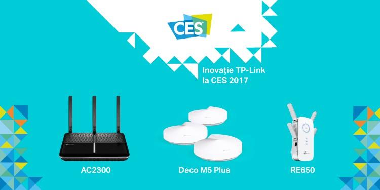 TP-Link @ CES 2017