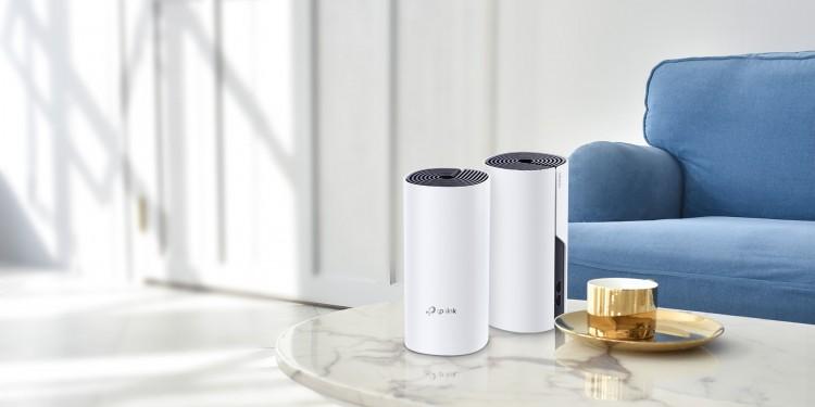 TP-Link® lansează Deco P9 (3-Pack), cel mai nou produs din gama Whole Home Mesh, care îmbină conexiunea Wi-Fi și tehnologia Powerline pentru o acoperire extinsă și rapidă, oriunde, oricând