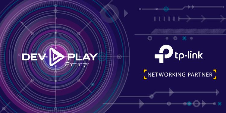 TP-Link devine ,,Networking Partner'' la Dev.Play Conference