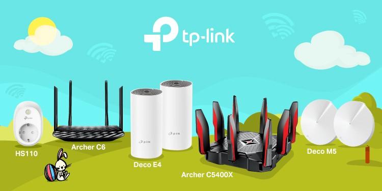 TP-Link vine cu 5 propuneri pentru cele mai conectate sărbători Pascale