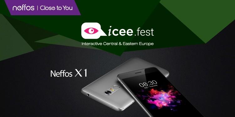 TP-Link expune gama Neffos X1 la ICEEfest 2017