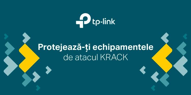 TP-Link recomandă clienților utilizarea echipamentelor sale în modul router sau access point pentru evitarea KRACK