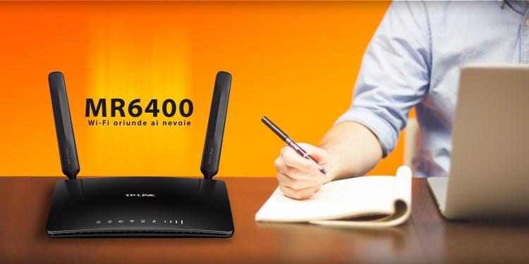TP-LINK prezintă soluțiea wireless de back-up,  pentru vacanțele cu prietenii