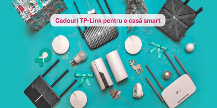 TP-Link lansează Deco M4 și îți recomandă top 7 gadgeturi pe care le poți face cadou iarna aceasta