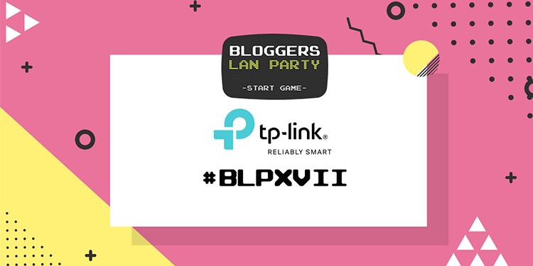 TP-Link este networking partner @ Blogger Lan Party XVII