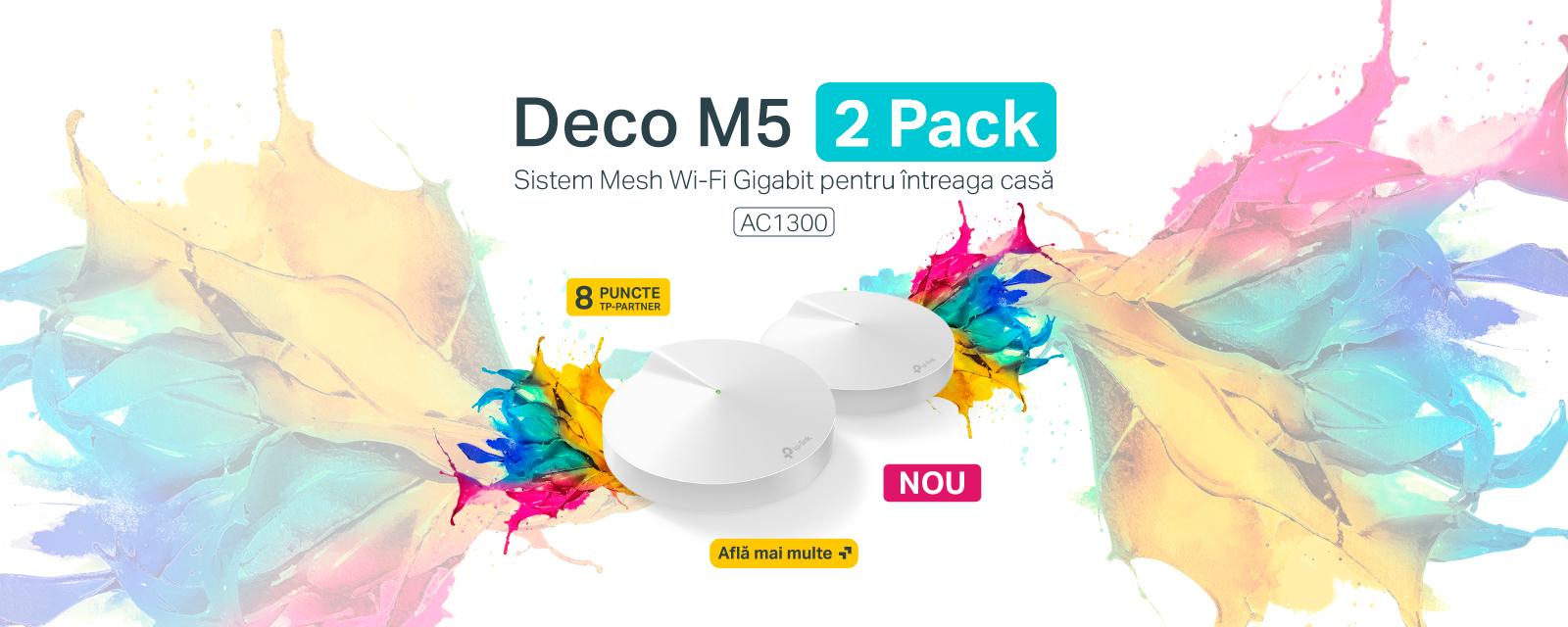Deco M5 2 Pack