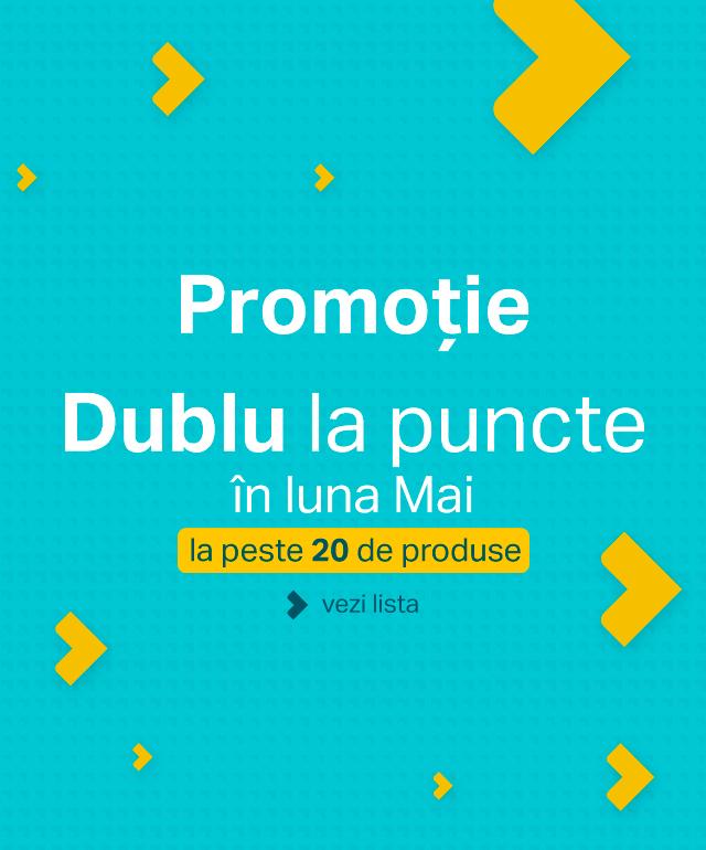 Promotie Dublu la Puncte TP-Link