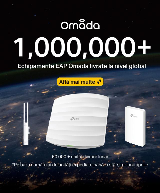 EAP Omada 1.000.000