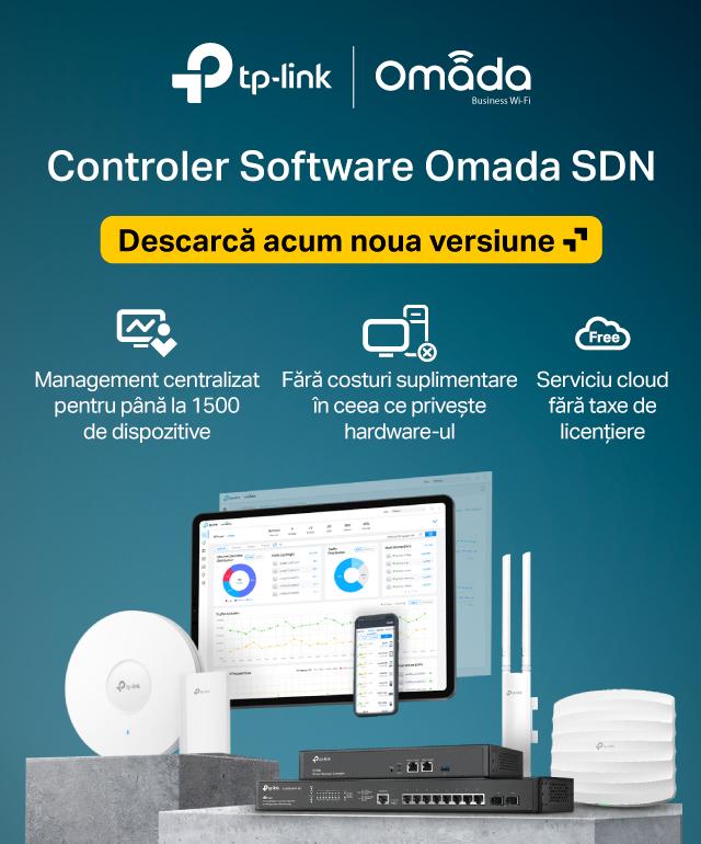 Omada SDN New Version
