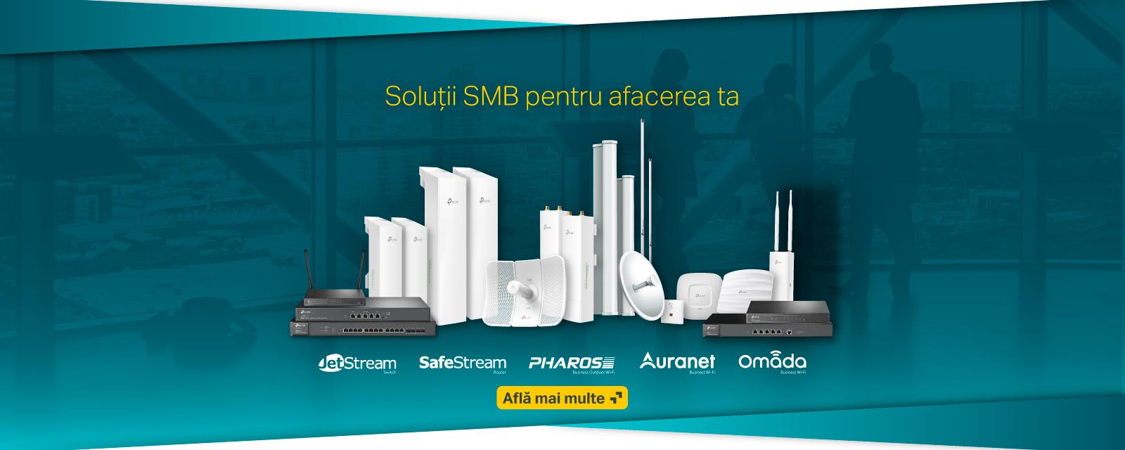 Solutii SMB TP-Link