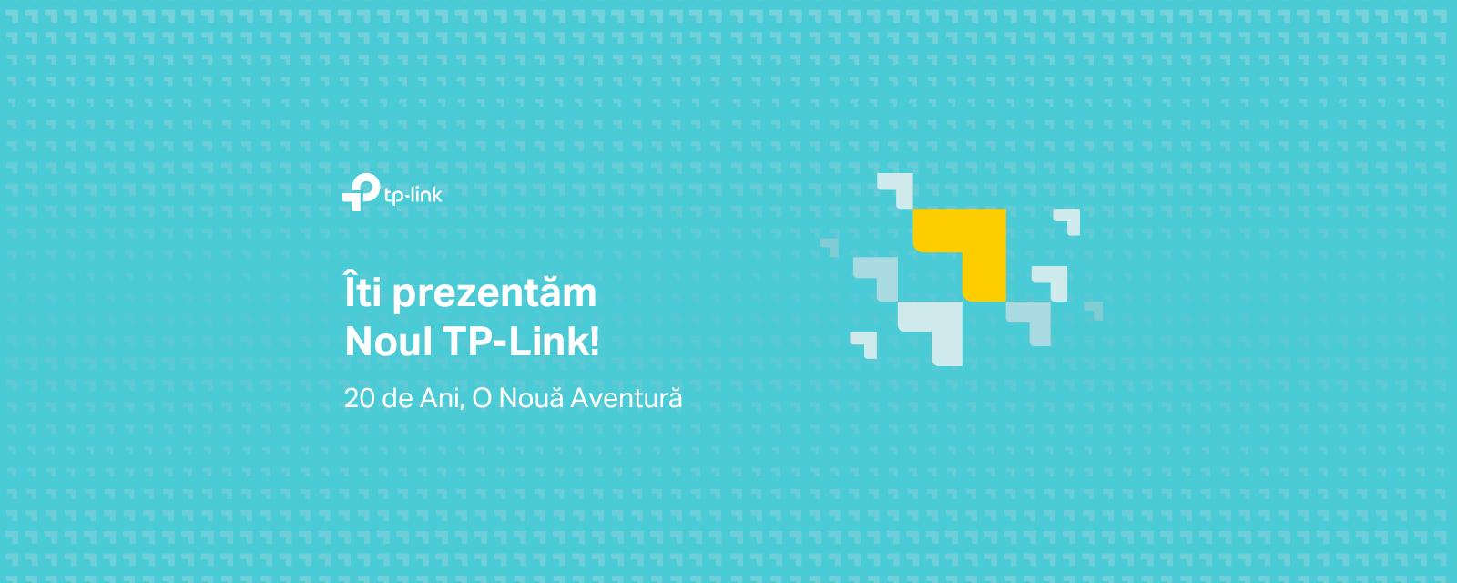 TP-Link noua identitate