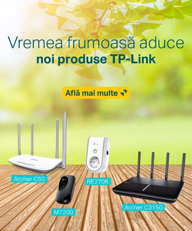 Produse noi TP-Link