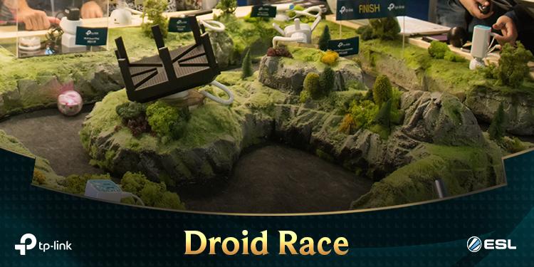 Droids Race
