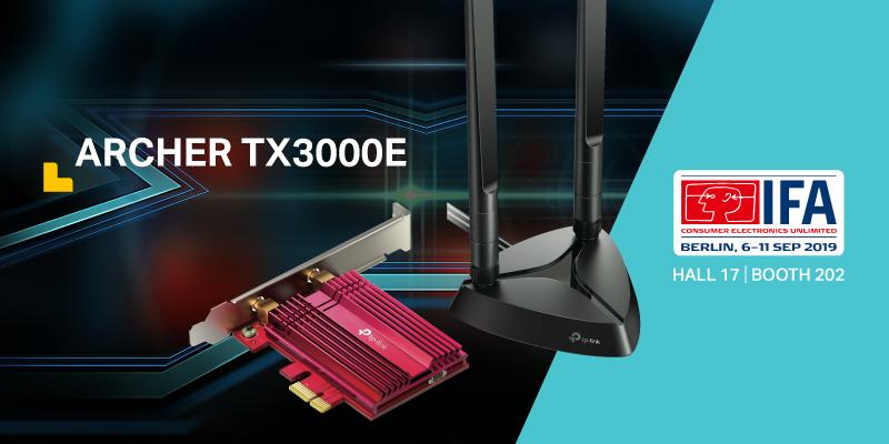 Adaptor TX3000E