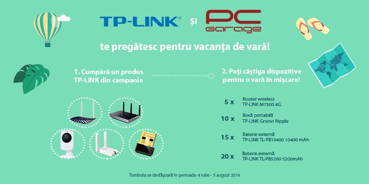 PC GARAGE si TP-LINK