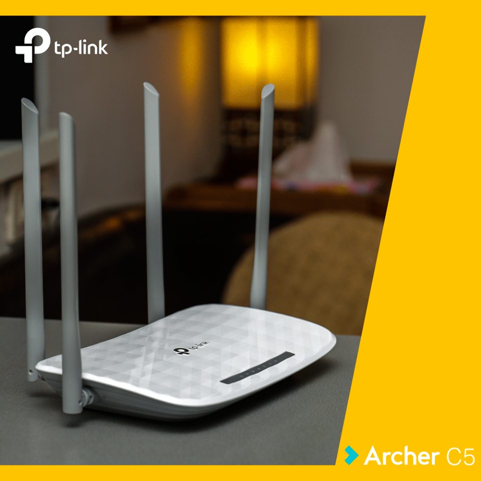 Review de router: TP-Link Archer C5 este noul model best-buy pentru un apartament normal