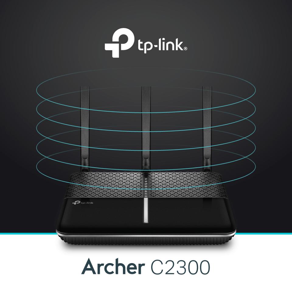 Review de router: TP-Link Archer C2300