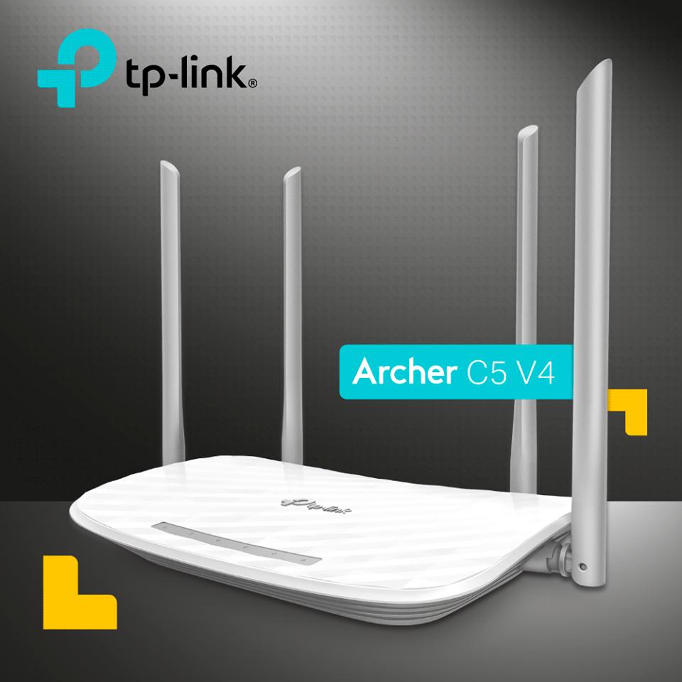 Prezentare TP-Link Archer C5 AC1200: Router gigabit dual-band cu preț accesibil și performanță pe măsură