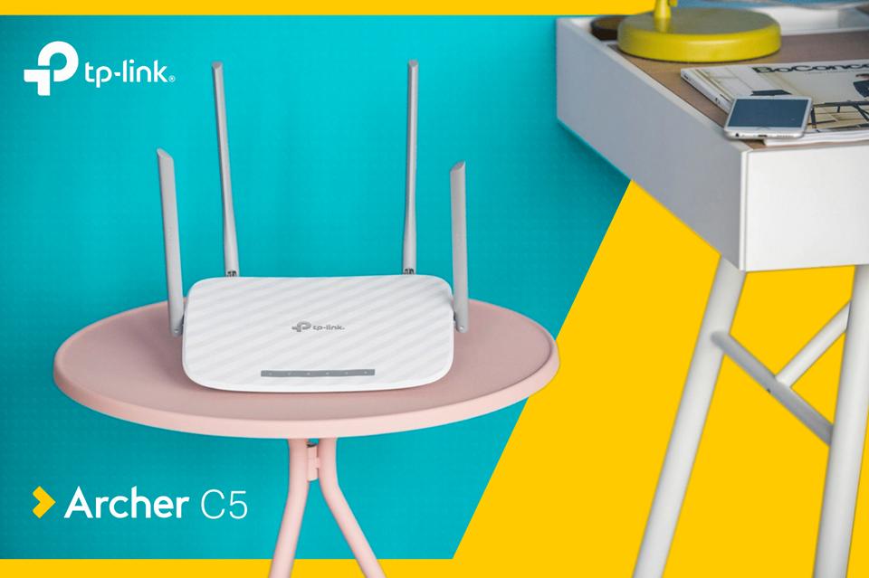 REVIEW – TP-LINK ARCHER C5 V4