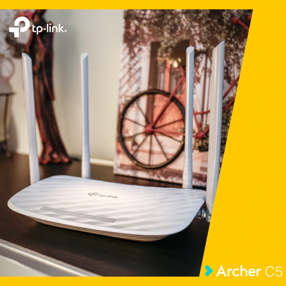 TP-Link Archer C5 v4: Router Dual-Band ieftin și versatil!