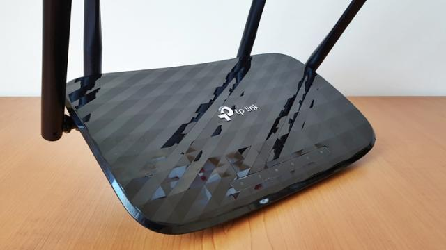 TP-Link Archer C6 AC1200: Router dual-band Gigabit cu tehnologie MU-MIMO