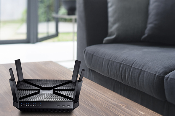Archer  C3200 - Un router tri-band performant
