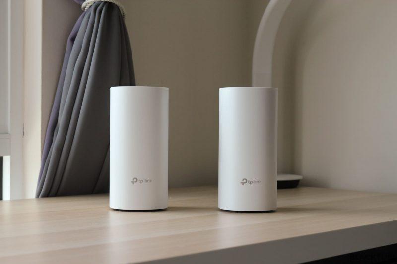 TP-LINK Deco M4 Prima rețea WiFi