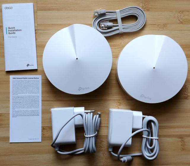 Review TP-Link Deco M5 (2-pack): Un sistem mesh WiFi frumos, pentru întreaga casă!