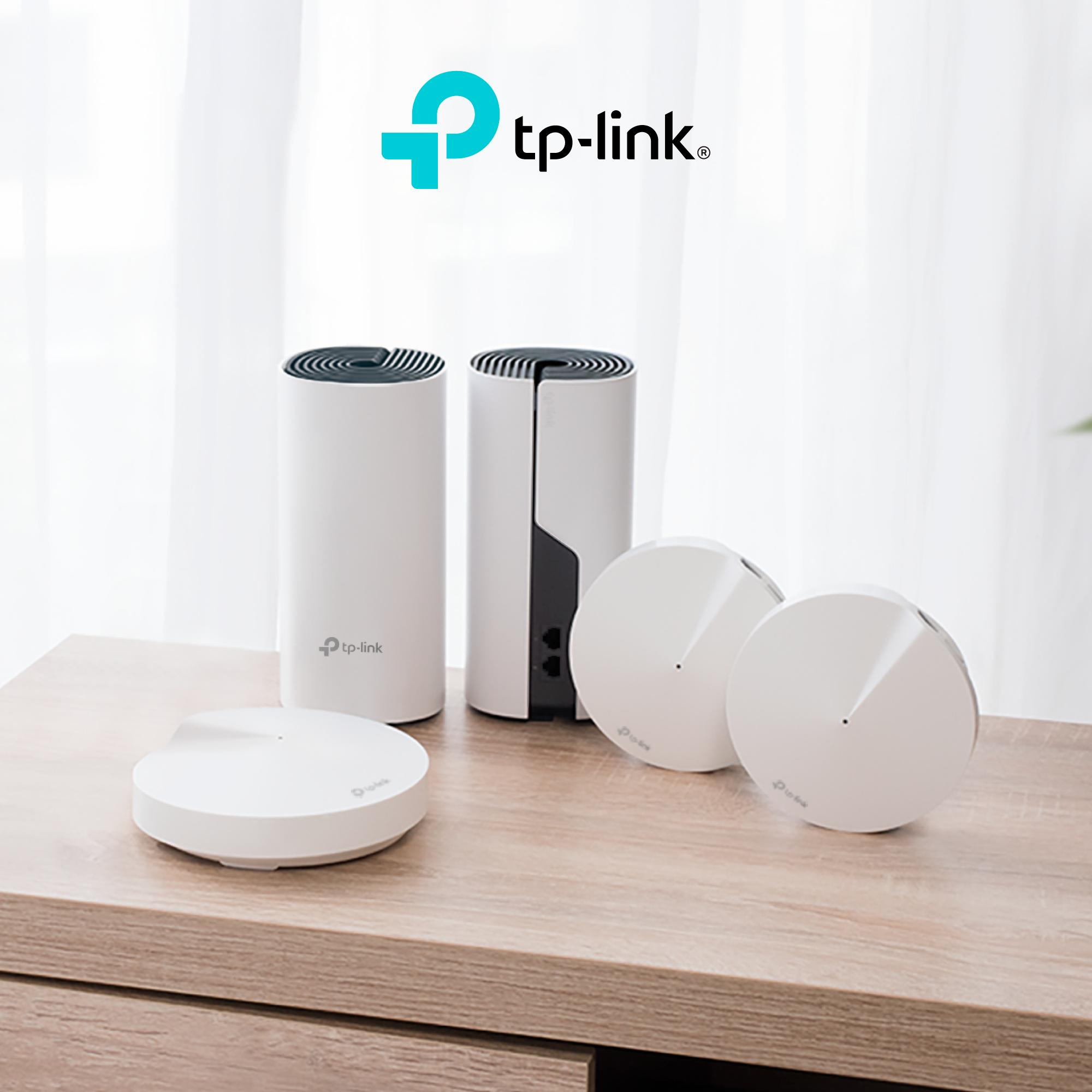 TP-Link oferă posibilitatea de a utiliza stații Deco diferite în rețeaua ta