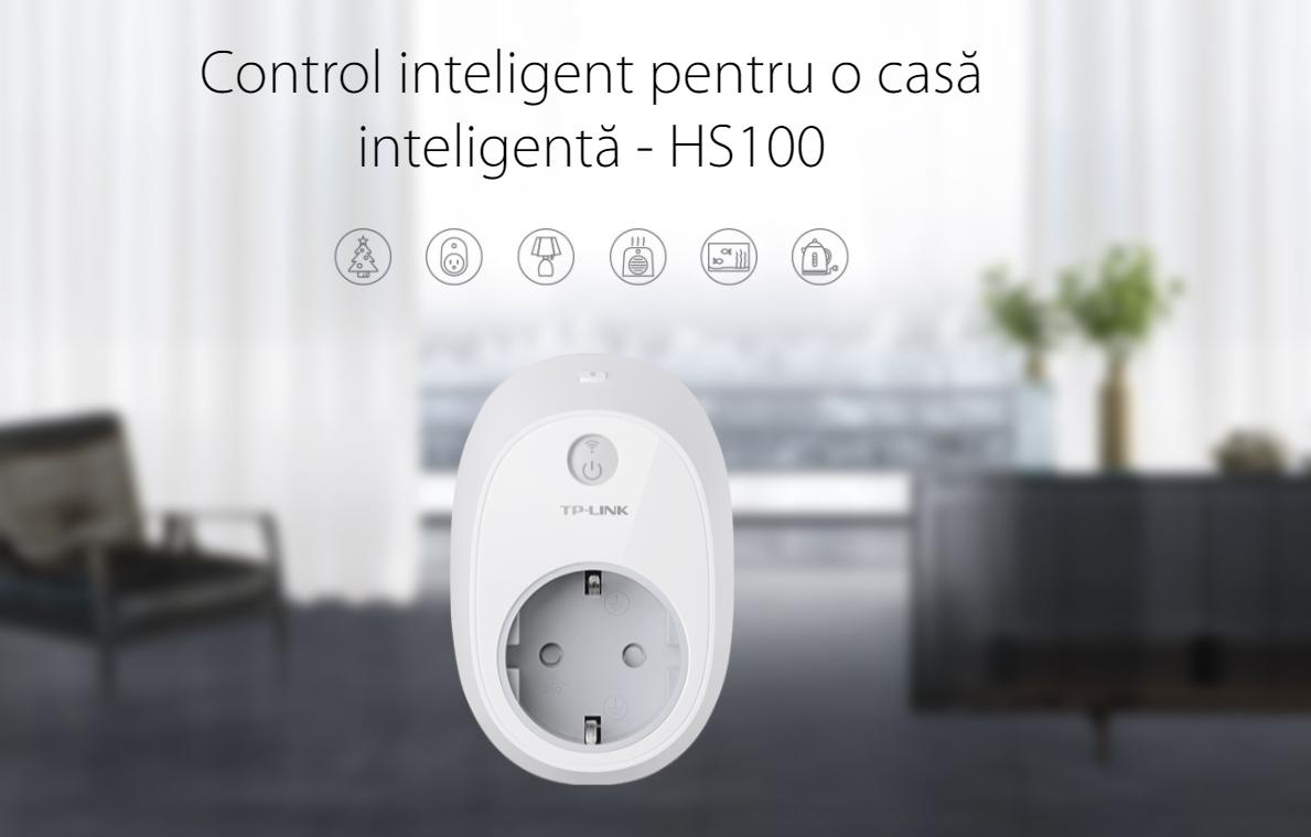 Review HS100 - Priza inteligentă cu WiFi, la un preț accesibil