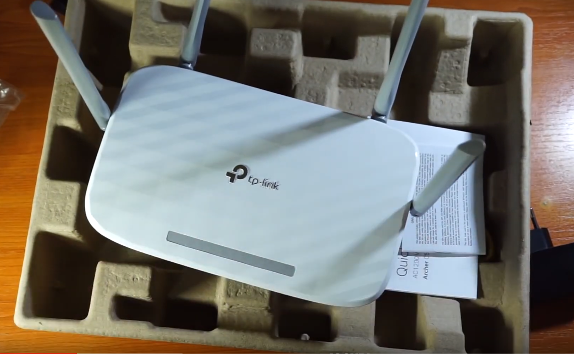 Review Router Archer C5