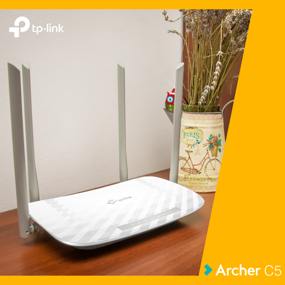 Review Router TP-Link Archer C5