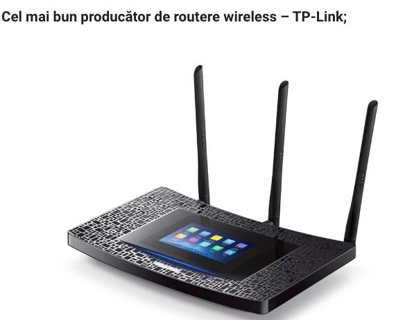 """Premiile cititorilor Gadget.ro în 2017  I  TP-Link a fost ales """"Cel mai bun producător de routere wireless"""""""