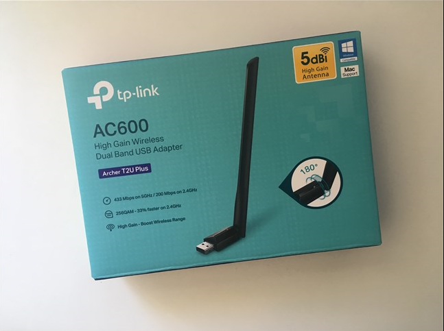 Review TP-Link Archer T2U Plus
