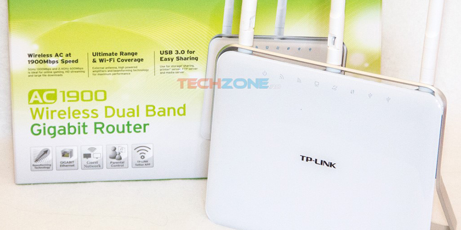 ARCHER C9 - ROUTER BUN, PRET DECENT | REVIEW TechZone.ro